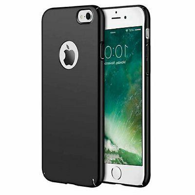 For iPhone 6 7 Plus X XR XS Max Shockproof Thin Hard