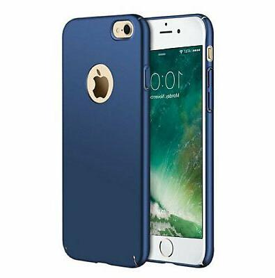 For iPhone 6 7 8 XR XS Max Shockproof Slim