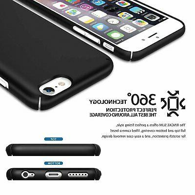 For XR XS Max Shockproof Slim Hard