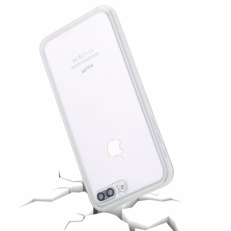 Iphone Plus Case, Lontect Crystal Clear Ultra Un