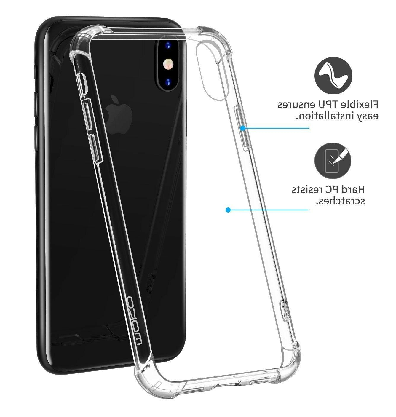 For iPhone Case / Case, MoKo Clear Corners