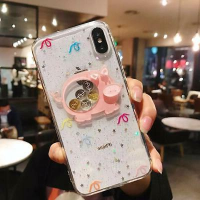 iPhone X Case/iPhone Xs Case,Blingy's Funny Style Transparent