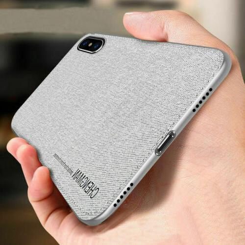 For XS Max Protect Soft Case