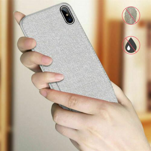 For 8 X XS Shockproof Protect TPU Case