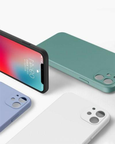 New Liquid Case For iPhone 11/Pro/pro XS XR shockproof