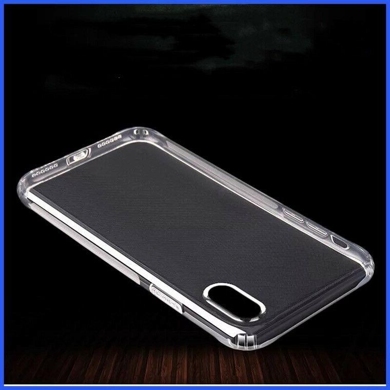 Phone Soft Clear Transparent Slim for iPhone 7 Plus