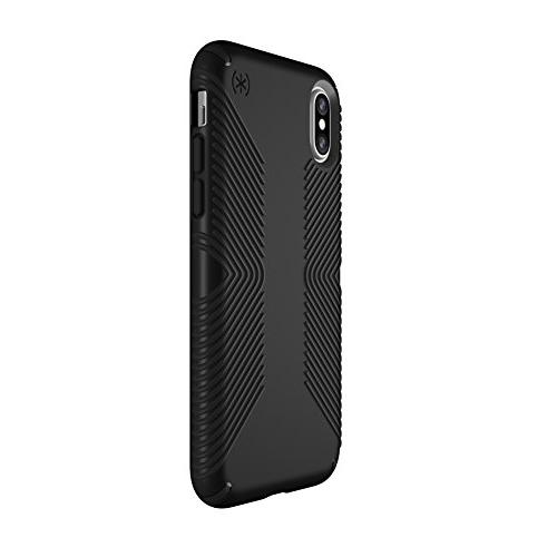 Speck Products iPhone Case, Grip, Black/Black