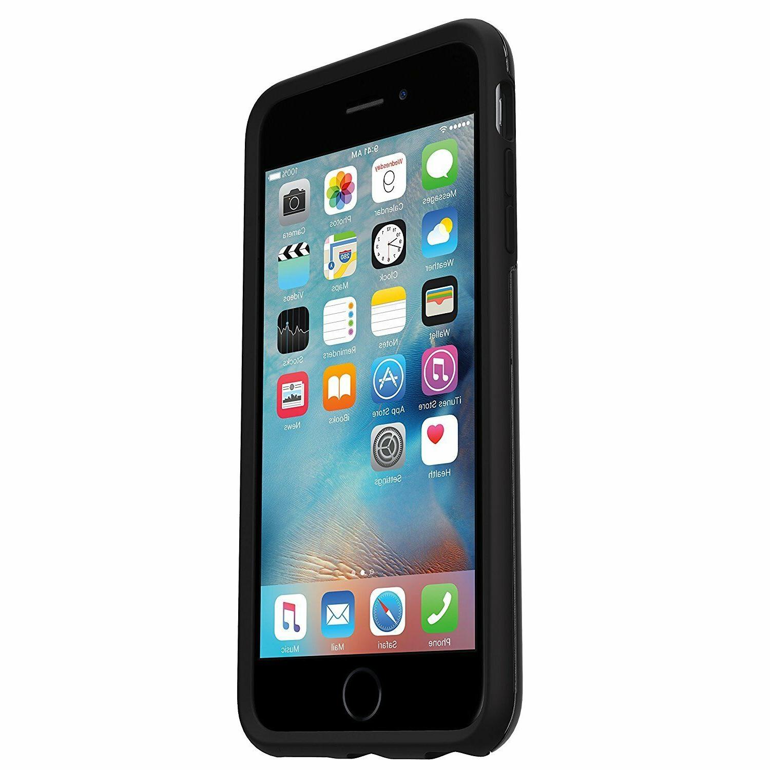 OtterBox SYMMETRY CLEAR SERIES Case for iPhone 6 Plus/6s Plu