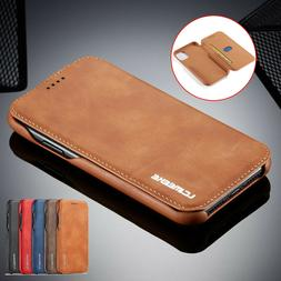 Leather Wallet Flip Case For iPhone 12 Pro Max mini 87 6S 11