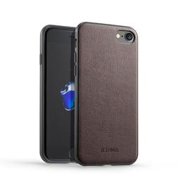 Anker Light Weight & Slim Shell Bright Protective Case Brown