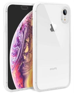 Lontect Compatible iPhone Xr Waterproof Case Slim Thin Clear