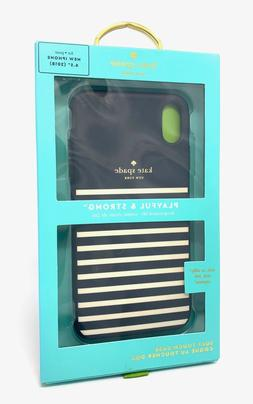 NEW Kate Spade NY Soft Touch Case Cover for iPhone Xs Max -