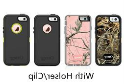 New OEM OtterBox Defender Series Case For iPhone 5/5s/SE