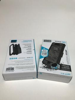 NEW ~ Speck PRESIDIO ULTRA iPHONE 8 & 7 CASE Black With Hols