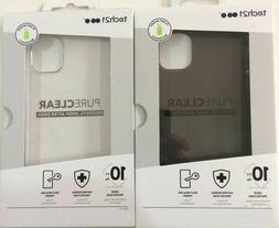 NEW Tech21 Pure Clear or Pure Tint Drop Protection Case for