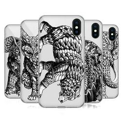 OFFICIAL BIOWORKZ WILDLIFE 2 GEL CASE FOR APPLE iPHONE PHONE