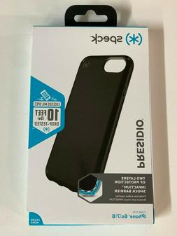 Speck Presidio Case Cover For Apple iPhone 7 iPhone 8 Black