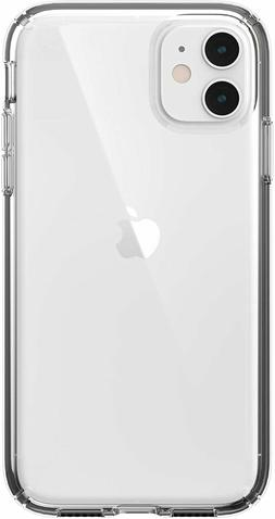 Speck Products Presidio Stay Clear iPhone 11 Case, Clear/Cle