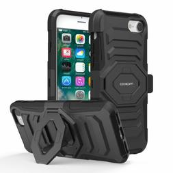 MoKo Shockproof Hard Cover Protective Heavy Duty Case for Ap