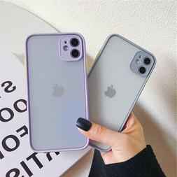SHOCKPROOF plating clear Case For iPhone 11,Pro , Pro MAX XR