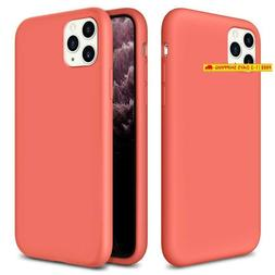 Caka Silicone Case For Iphone 11 Pro Max Gel Rubber Liquid S
