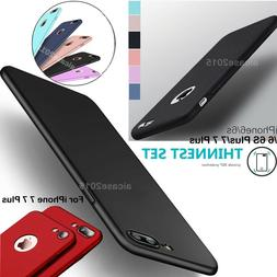 Slim Luxury Silicone Ultra-thin Case Cover For Apple iPhone