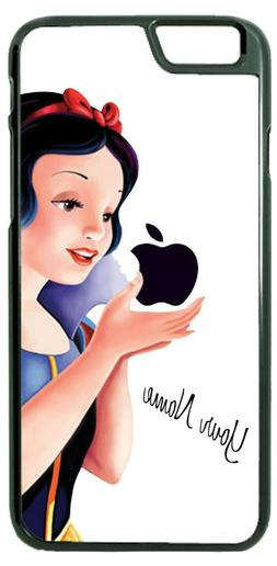 Snow White Apple Disney Princess Phone Case Cover For iPhone