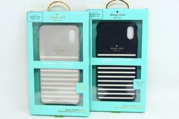 Kate Spade New York Soft Touch Case For Apple New iPhone Xs