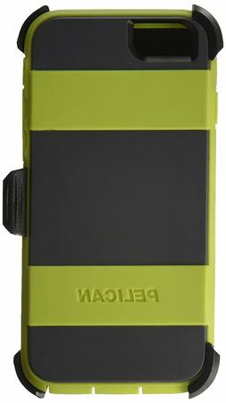 Pelican Voyager Rugged Case with Kickstand Holster for iPhon